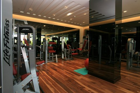 Centro Yas Island Hotel - Maintain Your Fitness Regime