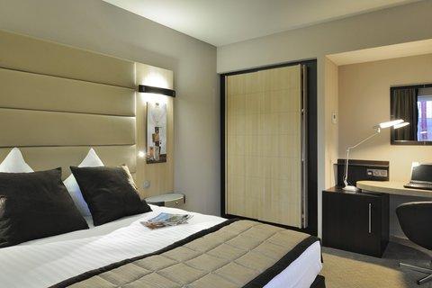 Novotel Brussels Midi - Room