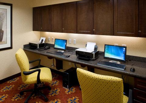 Homewood Suites by Hilton El Paso Airport - Business Center