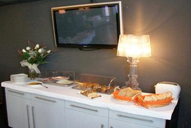 Hotel 54 Barceloneta - Breakfast Area