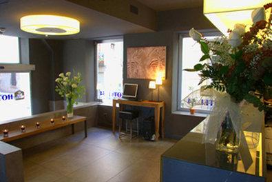Hotel 54 Barceloneta - Lobby