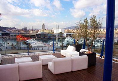 Hotel 54 Barceloneta - Terrace