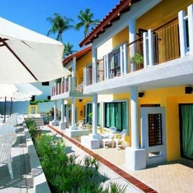 By The Sea Hotel - Exterior