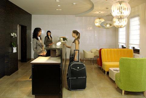 Impresja Hotel - Lobby