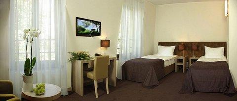 Impresja Hotel - Twin Double room