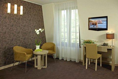 Impresja Hotel - Single room