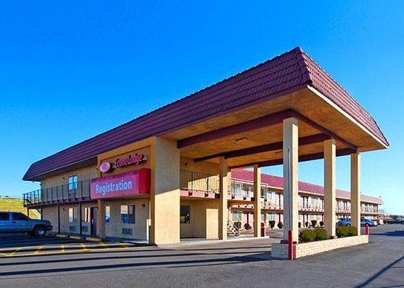 Econo Lodge at I-40 - Winslow, AZ