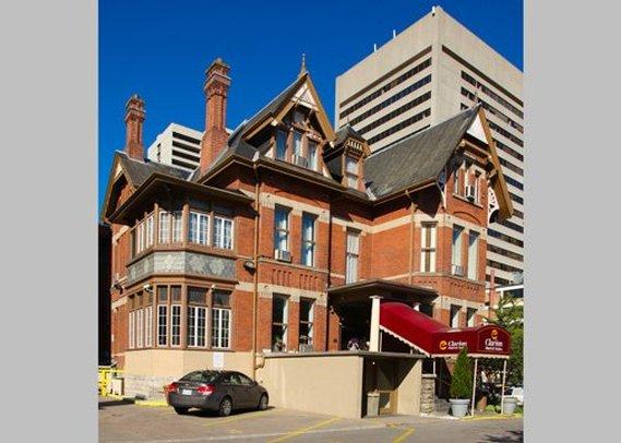 Clarion Hotel & Suites Selby Vue extérieure