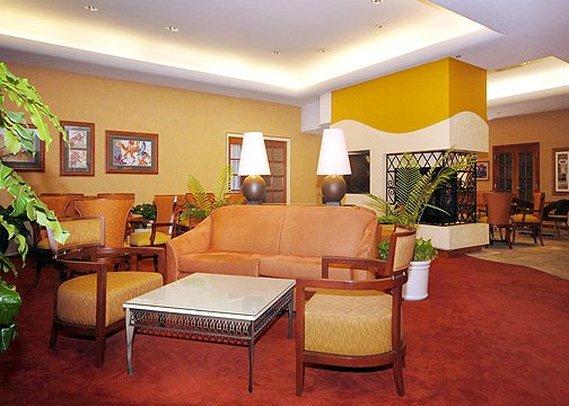 Comfort Inn Downtown ロビー