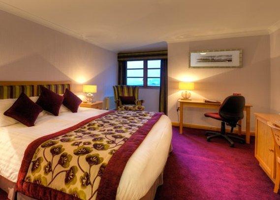 Clarion Hotel Carrickfergus 客房视图