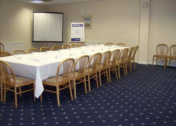 Comfort Inn Birmingham Meeting room
