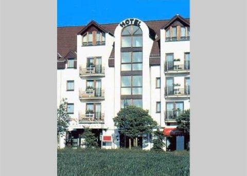 Comfort Hotel Frankfurt Karben - Exterior