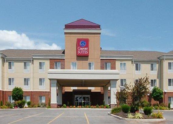 Comfort Suites - Mount Vernon, IL