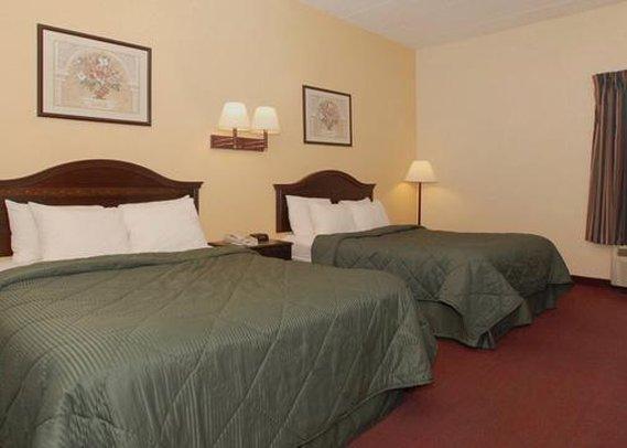 Comfort Inn Sellersburg Chambre