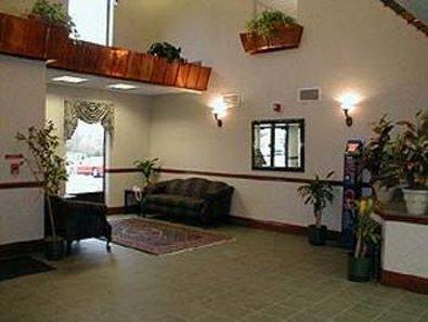Comfort Inn Sellersburg Lobby