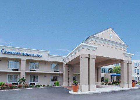 Comfort Inn & Suites Columbus - Exterior