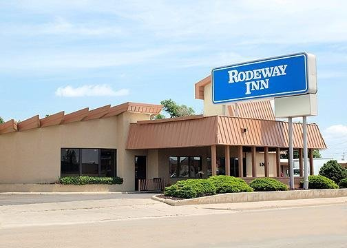 Rodeway Inn Wheat Lands Hotel - Garden City, KS