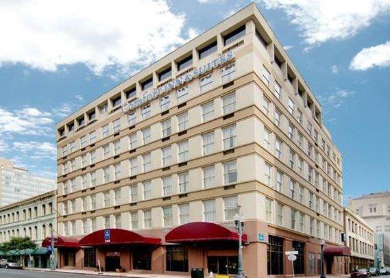 Comfort Inn & Suites Downtown Widok z zewnątrz