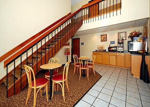 Rodeway Inn Red Wing Étkezés