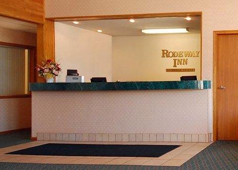 Rodeway Inn - Lobby