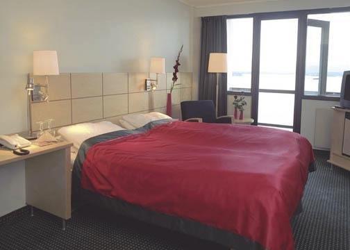 Quality Hotel Alexandra Zimmeransicht