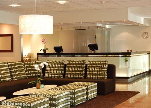 Quality Hotel Alexandra Lobby