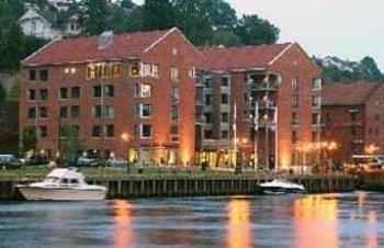 Clarion Collection Hotel Bryggeparken Außenansicht