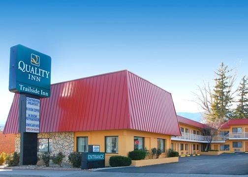 Quality Inn Trailside Inn Set udefra
