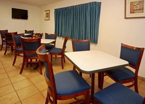 Quality Inn Trailside Inn Gastronomi