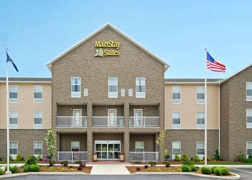 MainStay Suites Grantville Buitenaanzicht