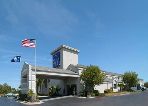 Sleep Inn &amp; Suites Waccamaw Pines