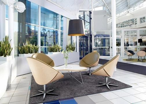 Quality Hotel Jönköping Lobby