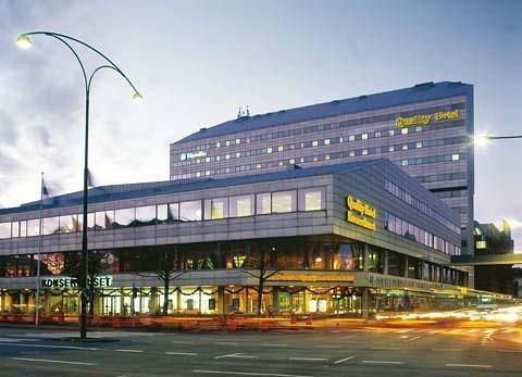 Quality Hotel Konserthuset Buitenaanzicht