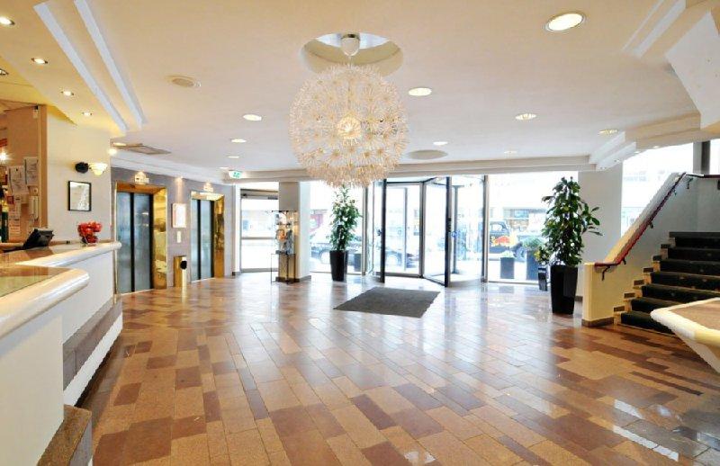 Quality Hotel Konserthuset Lobby
