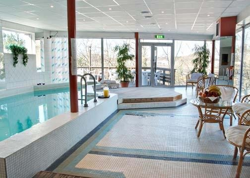 Quality Hotel Nacka View of pool