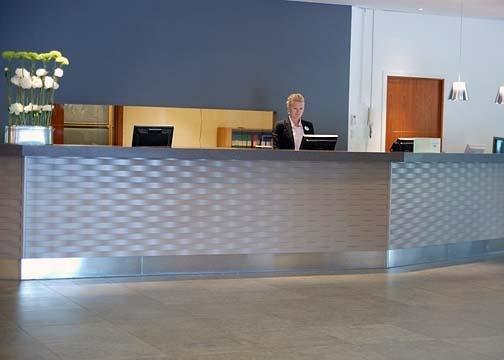 Quality Hotel Nacka Lobby