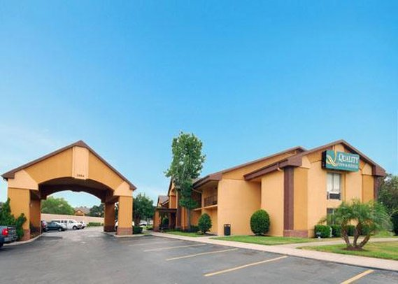 Quality Inn & Suites Reliant Park/medical Center