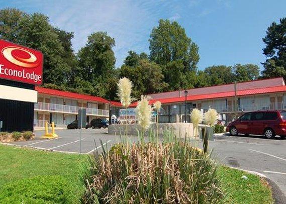 Econo Lodge-University Arena - Charlottesville, VA