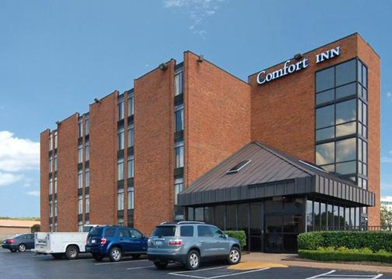 Comfort Inn Coliseum & Convention Center