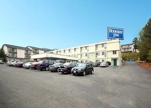 Rodeway Inn SeaTac Vista exterior