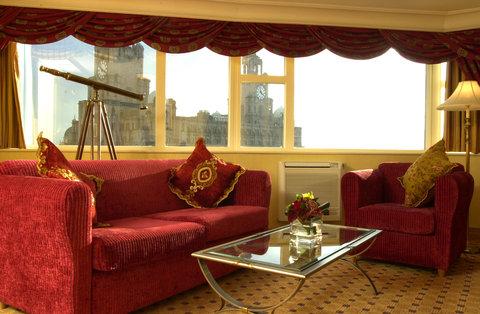 Thistle Liverpool City Centre - Atlantic Tower - Junior Suite Double
