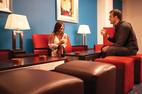 Thistle Liverpool City Centre - Atlantic Tower - Bar Lounge