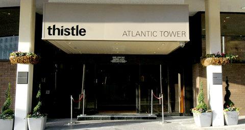 Thistle Liverpool City Centre - Atlantic Tower - Exterior View