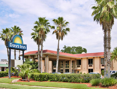Days Inn Orlando Universal Maingate Set udefra