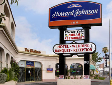 Howard Johnson Inn Las Vegas Strip Widok z zewnątrz