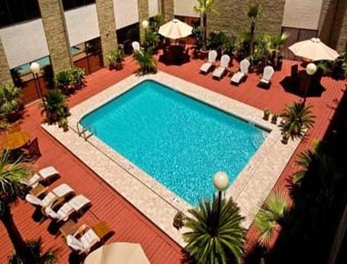 Howard Johnson Plaza Hotel - San Antonio Riverwalk, TX - San Antonio, TX