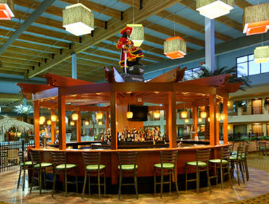 Ramada Tropics Resort / Conference Center Des Moines - Bar