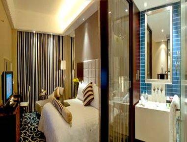 Ramada Plaza Zhengzhou - King Bed Guest Room