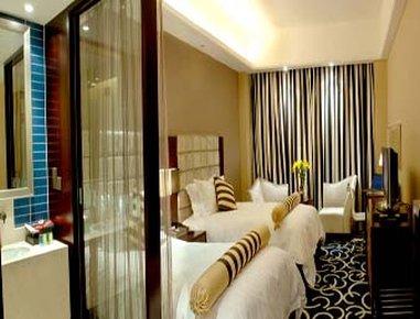 Ramada Plaza Zhengzhou - 2 Twin Bed Guest Room