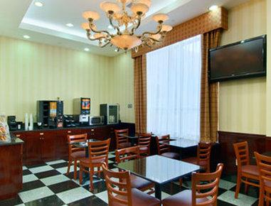 Ramada Jamaica/Queens - Breakfast Area